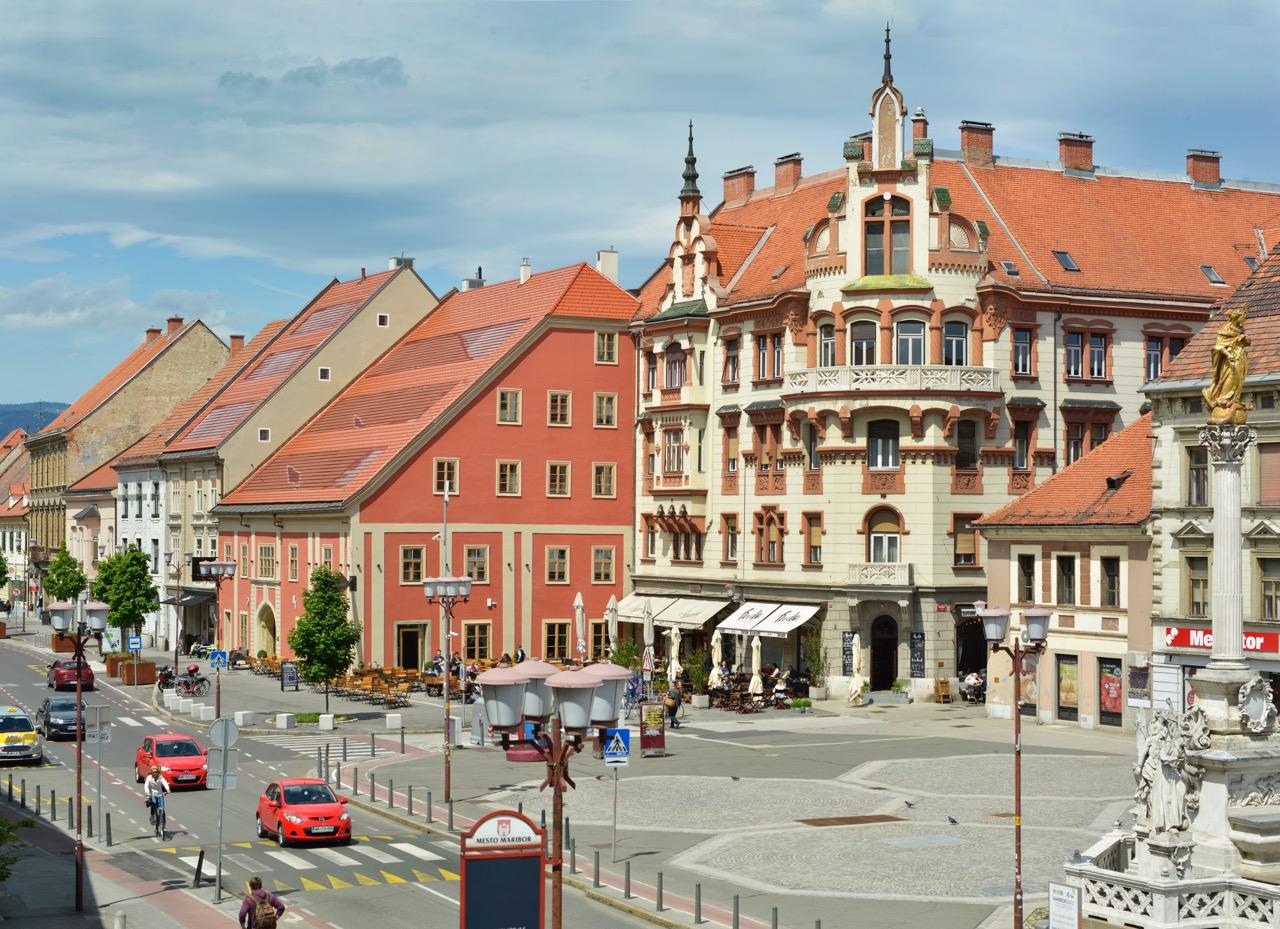 Maribor Glavni trg